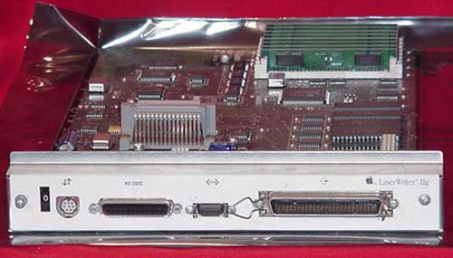 Laserwriter IIg Connector Edge