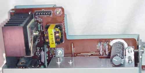 Laserwriter II DC Power Supply End Vies